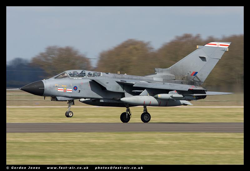 RAF Tornado GR4 (ZA611) photo