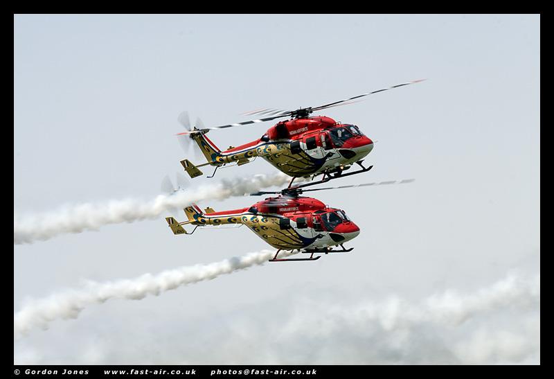 Indian Air Force Sarang Photo 3