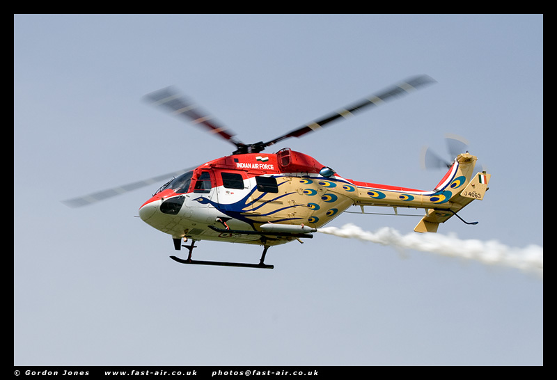 Indian Air Force Sarang Photo 4
