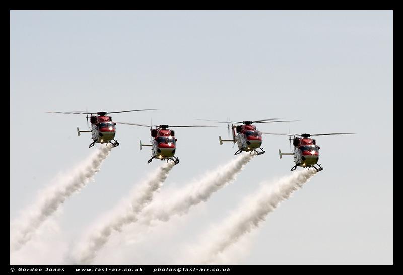 Indian Air Force Sarang Photo 5