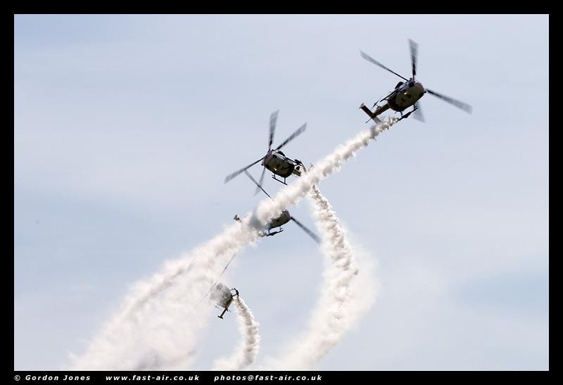 Indian Air Force Sarang Photo 6