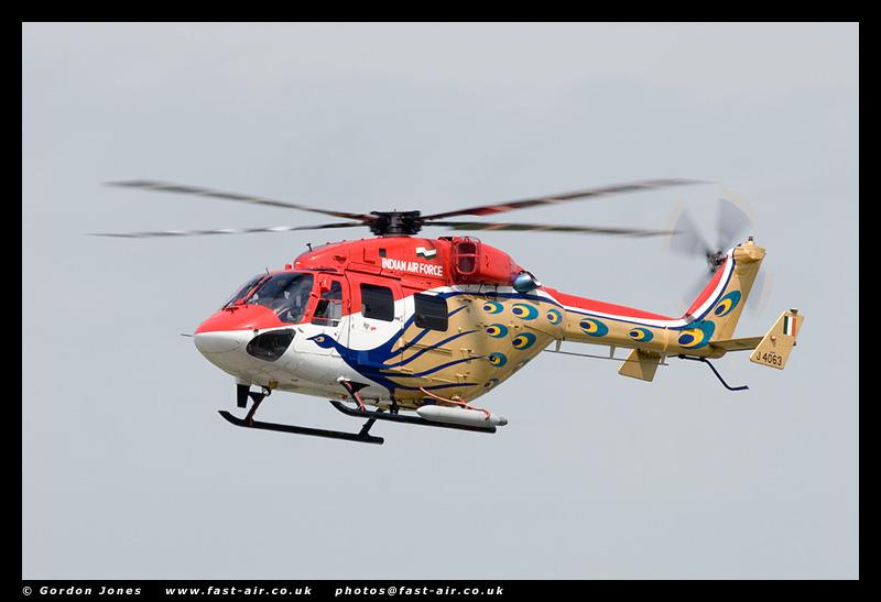 Indian Air Force Sarang Photo 7