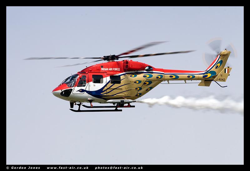Indian Air Force Sarang Photo 8