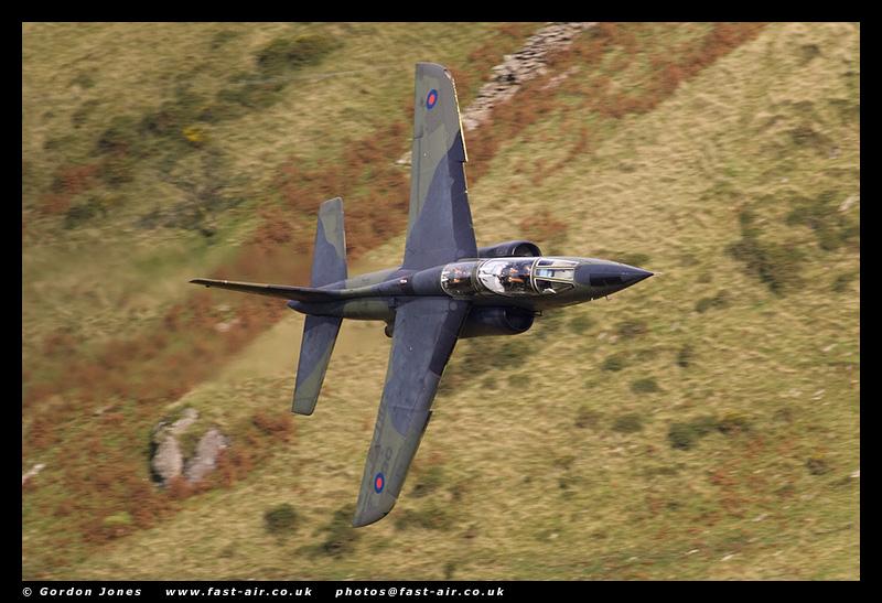 QinetiQ Alpha Jet (ZJ648)