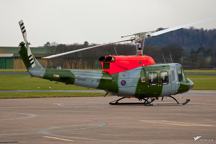 AAC Bell 212HP AH1 ZK067 Belize Photo