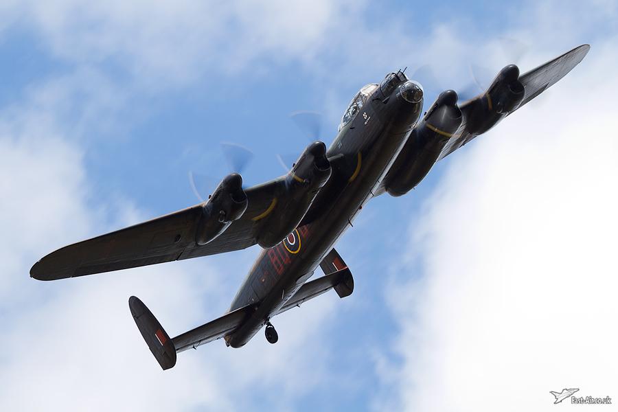 BBMF Lancaster photo