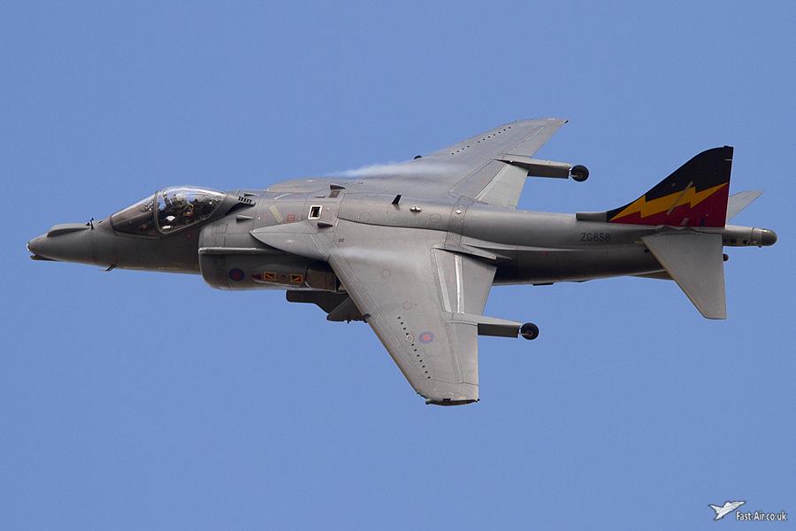 RAF IV(R) Sqn Role Demo display photo 1