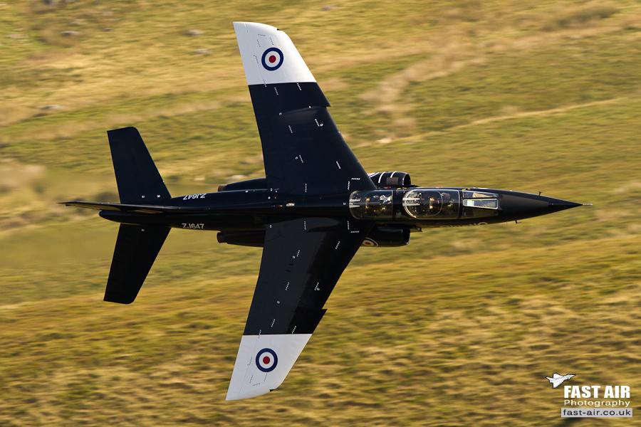 QinetiQ Alpha Jet ZJ647