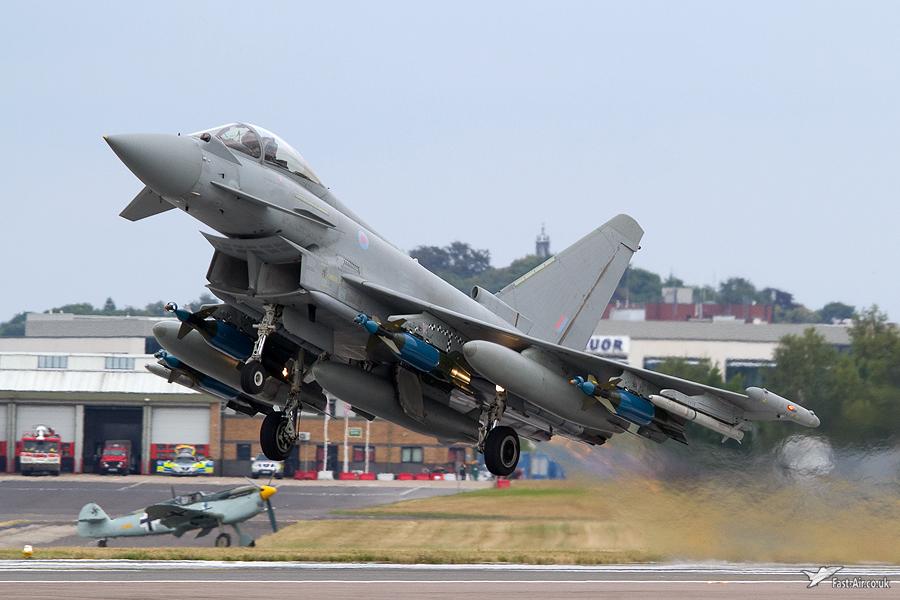 BAE Systems Typhoon IPA5 ZJ700 photo 2
