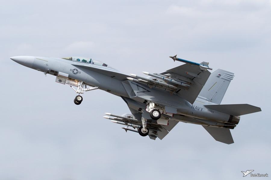 US Navy F/A-18F Super Hornet photo 1